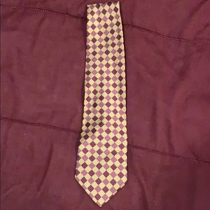 Brooks Brothers Silk Tie. Made in the USA.